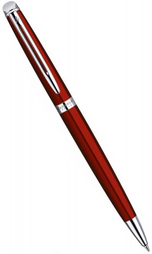 Шариковая ручка Waterman Hemisphere Essential, Comet Red CT