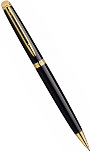 Механический карандаш Waterman Hemisphere Essential, Mars Black GT
