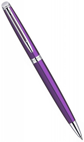 Шариковая ручка Waterman Hemisphere Essential, Purple CT