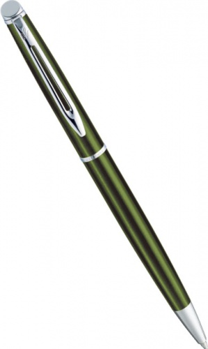 ����� ��������� Waterman Hemisphere, Metallic Green CT