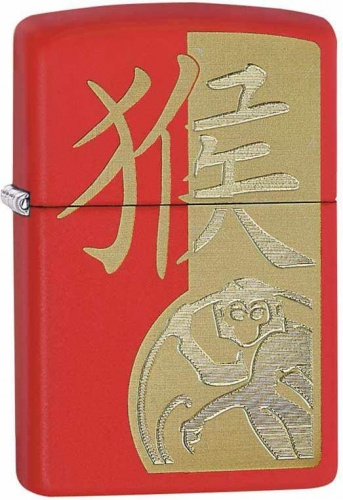 ���������  233 Year Of The Monkey Zippo