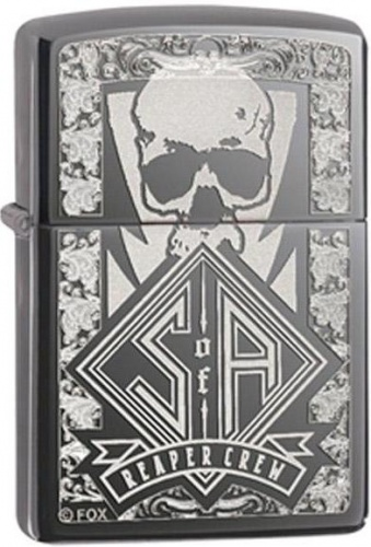 ��������� Sons of Anarchy Zippo