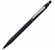 Ручка гелевая Cross Click Slim, Classic Black CT Cross
