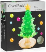 3D головоломка Елочка, Crystal Puzzle