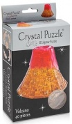3D головоломка Вулкан, Crystal Puzzle