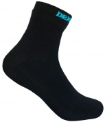 Водонепроницаемые носки DexShell Ultra Thin Socks DS663BLK (размер L)