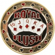 Карт-протектор Card Guard Royal Flush