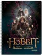 Тетрадь HOBBIT AND FRIENDS на спирали, ф.A4, 70 г/м2, 70 листов, клетка Herlitz