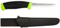 Нож Morakniv Fishing Comfort Serrated Edge