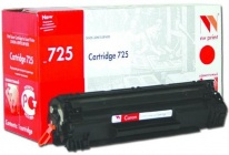Картридж совм. NV Print Cartridge 725 черный для Canon LBP 6000/6000B/HP LJ Р1102/Р1102W (1,6K)