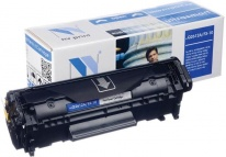 Картридж совм. NV Print Q2612A/FX-10/Cartridge 703 черный для HP LJ 1010/1012/1022/3015, Canon MF4010/4018/4120