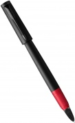 Ручка 5й пишущий узел Parker Ingenuity Large F504, Black Red PVD
