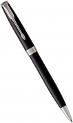 Шариковая ручка Parker Sonnet Core K530, Lacquer Deep Black CT