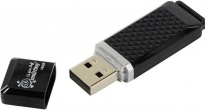 Память Smart Buy USB Flash 16GB Quartz черный