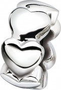 Подвеска Silver hearts Silver symbols Sterlinks