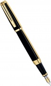 Перьевая ручка Waterman Exception Night & Day, Gold GT (Перо M)