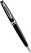 Шариковая ручка Waterman Expert 3 Essential, Laque Black CT