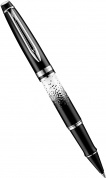 Ручка-роллер Waterman Expert 2015 Ombres et Lumieres Special Edition Black and White CT