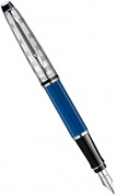 Перьевая ручка Waterman Expert 3 Deluxe, Blue Obsession CT (перо F)