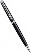 Шариковая ручка Waterman Hemisphere Essential, Mars Black CT