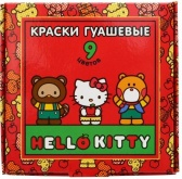 Гуашь HELLO KITTY, Action!