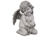 Фигурка коллекция AMORE GREY ANGEL 10*9 см. высота=15 см.