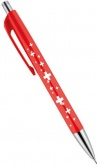 Механический карандаш Caran d`Ache 888 Infinite Swiss Cross, Red