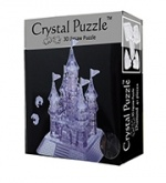 3D головоломка Замок Crystal Puzzle