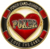 Карт-протектор Card Guard Love the Game