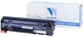 Картридж совм. NV Print CF283X/Cartridge 737 черный  для LaserJet Pro M201dw/M201n/M225dw (2,2K)