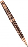 Шариковая ручка Parker Premier Luxury K565, Brown PGT