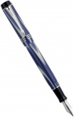 Перьевая ручка Parker Duofold F101 True Blue International, True Blue PT (Перо M)