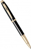 Ручка-роллер Sheaffer 100 Glossy, Black GT
