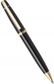 Шариковая ручка Sheaffer 500, Gloss Black Cap / Barrel GT
