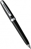 Шариковая ручка Sheaffer Prelude, Gloss Black Nickel CT