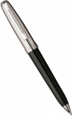 Шариковая ручка Sheaffer Prelude Mini (укороченная), Black Onyx laque / Palldium Cap NT