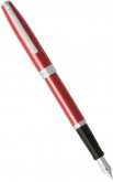 Перьевая ручка Sheaffer Sagaris, Metallik Red CT (Перо M)