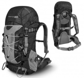 Рюкзак Trimm Adventure RAPTOR II, 45 л, черный