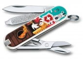 Нож-брелок Victorinox Classic The Ark