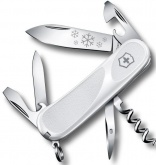 Нож перочинный Victorinox Evolution White Christmas