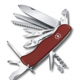 Нож перочинный Victorinox WorkChamp 21 функция с фиксатором лезвия