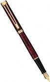 Перьевая ручка Waterman Harmonie, Boudoir Red GT (Перо M)
