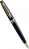 Шариковая ручка Waterman Expert 3 Essential, Laque Black GT