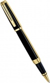 Ручка-роллер Waterman Exception Night & Day, Gold GT
