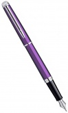 Перьевая ручка Waterman Hemisphere Essential, Purple CT (перо F)